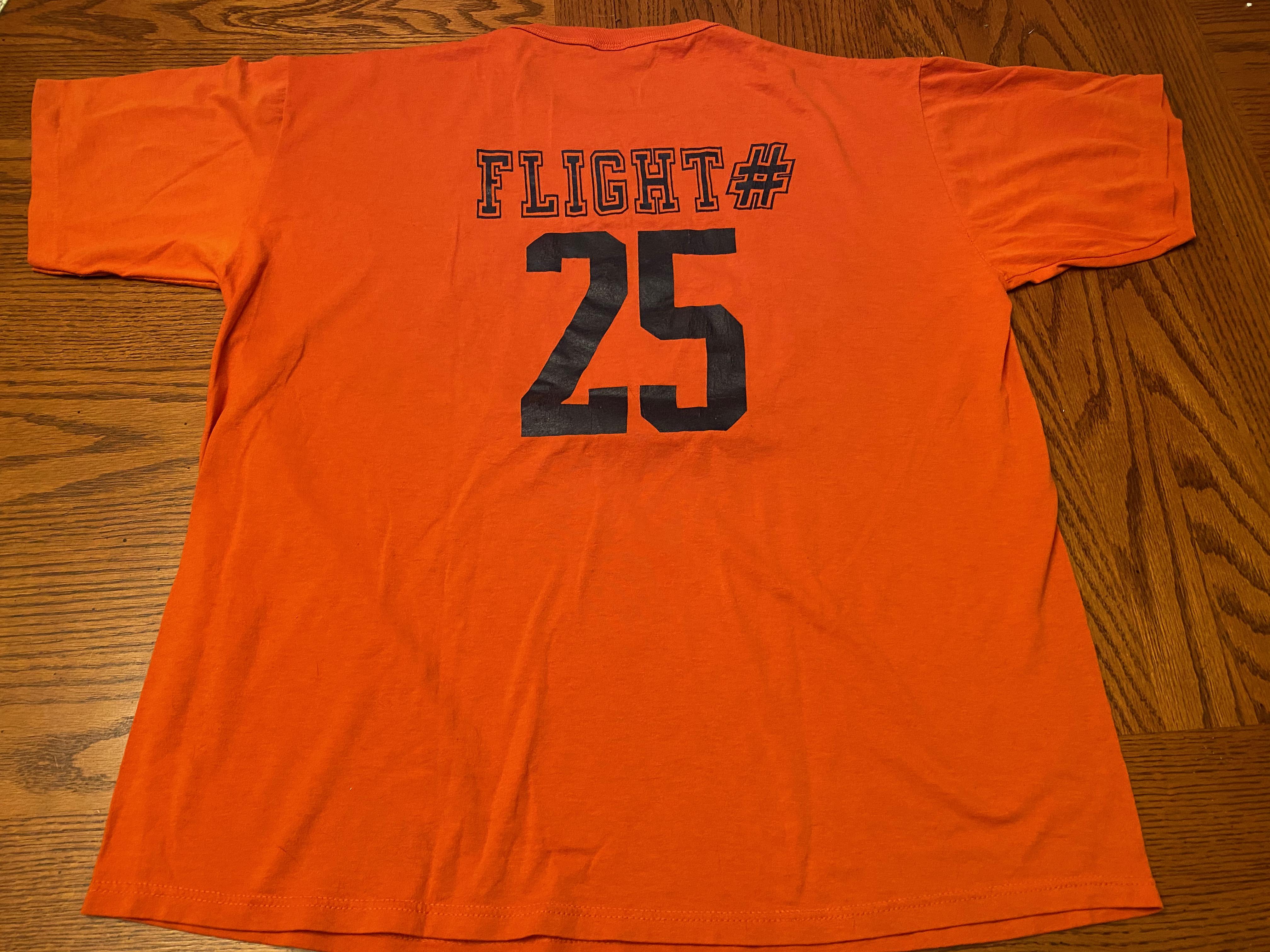 Flight 25 - Nick Anderson